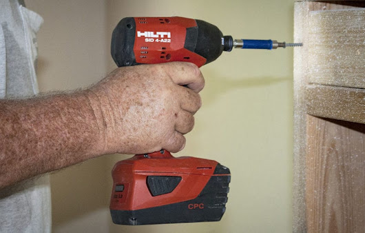 Hilti SID 4-A22 22V Compact Impact Driver | Pro Tool Reviews
