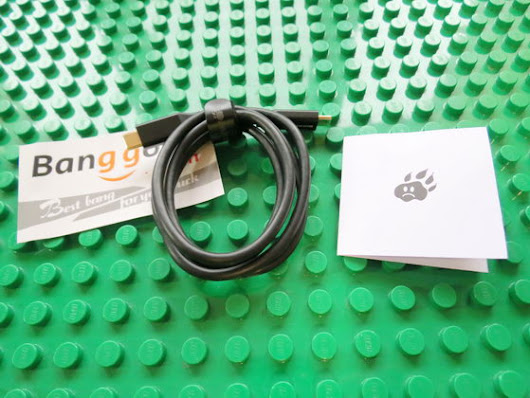 Unboxing BlitzWolf BW-TC8 AmpCore Turbo 3A USB 3.1 Type-C to Type-C Cable - BlitzWolf Arena