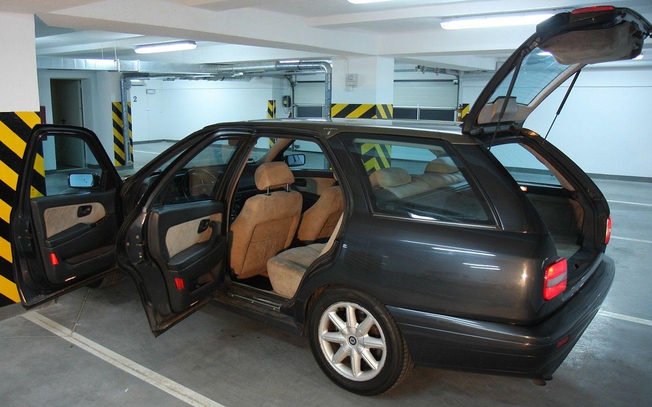 Lancia Kappa Station Wagon  20v Turbo 220 Hp