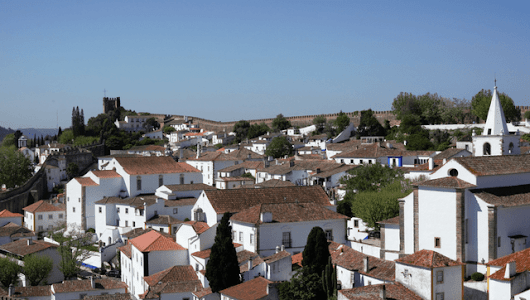 Obidos, Portugal: The Wedding Gift Town - Two Traveling Texans