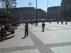Anti-Schul-Demo in Hamburg war nicht sooo erfolgreich