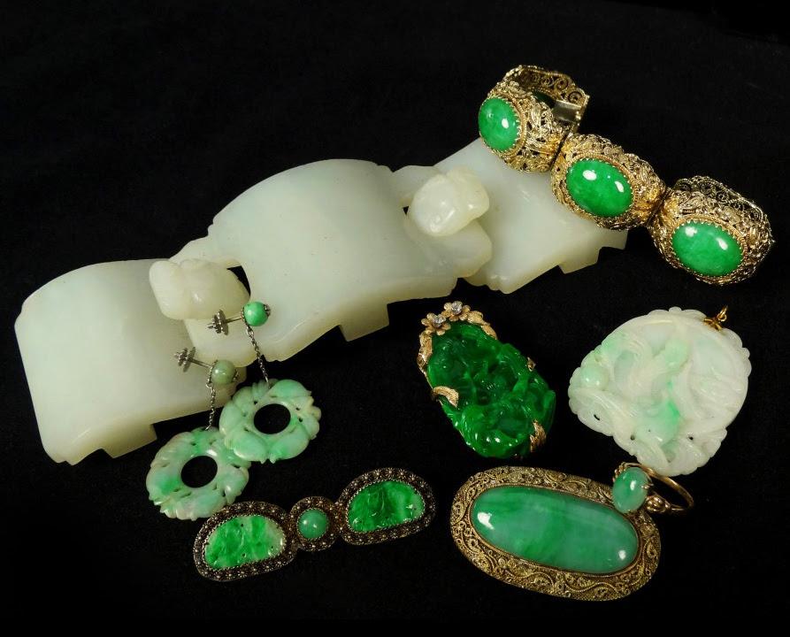 joyas chinas antiguas