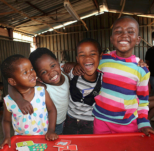 Mobile Toy Libraries for the Eastern Cape | Different.org