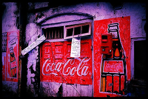 Coca Cola ..Once Upon A Time by firoze shakir photographerno1