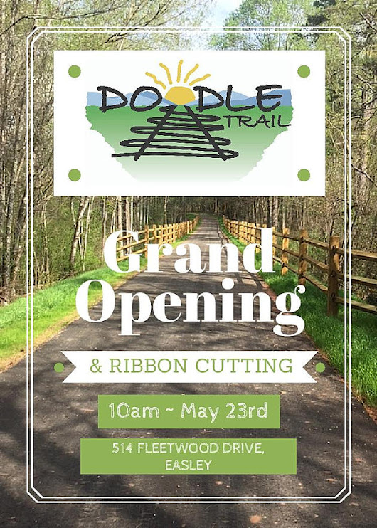 Doodle Trail Opening - Saturday, May 23