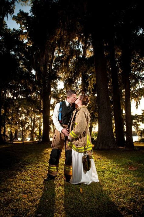 34 best fire fighter wedding images on Pinterest