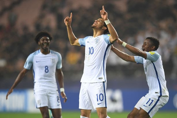 Image result for England wins under 20 world cup