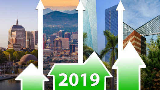 The 10 Surprising Housing Markets Poised to Rule in 2019
