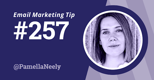 Tip #257: Make Email an Essential Part of Blog Post Promotion: Email Marketing Best Practices for 2016