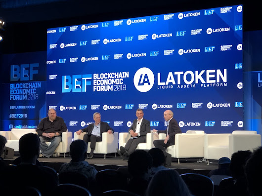 Blockchain Economic Forum Brings Together Many Industries and Experts
