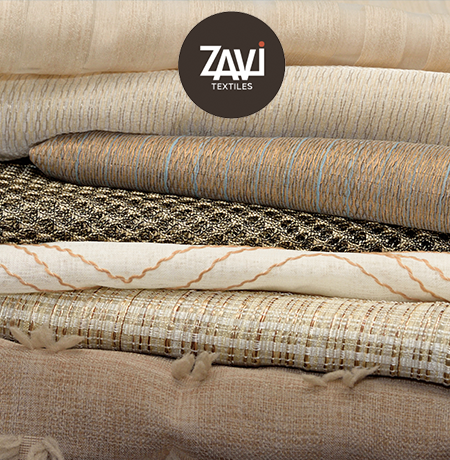 Zavi's New Sheers Textile Collection Exudes Miami Luxury