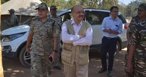 Chhattisgarh additional chief secretary BVR Subrahmanyam is tipped to be the chief secretary of J&K,...