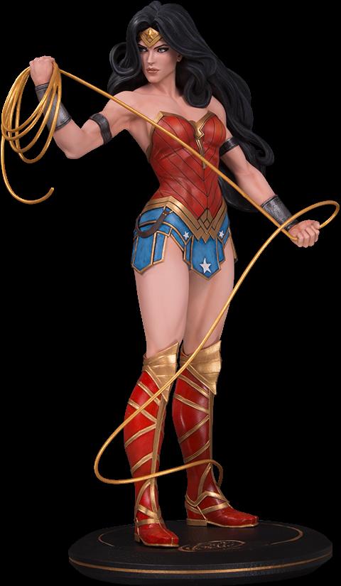 Dc Comics Wonder Woman Statue