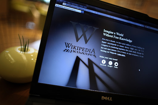 Wikipedia developing speech engine for visually impaired users