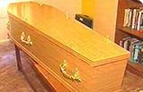 Coffin: Moving
