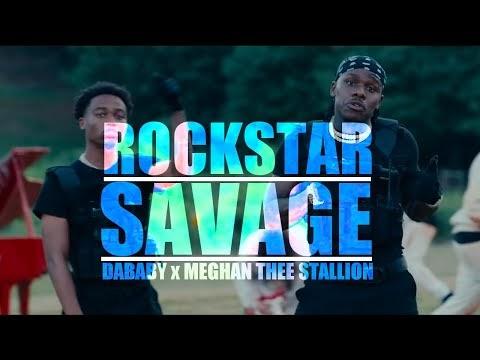 DaBaby x Meghan Thee Stallion - Rockstar Savage