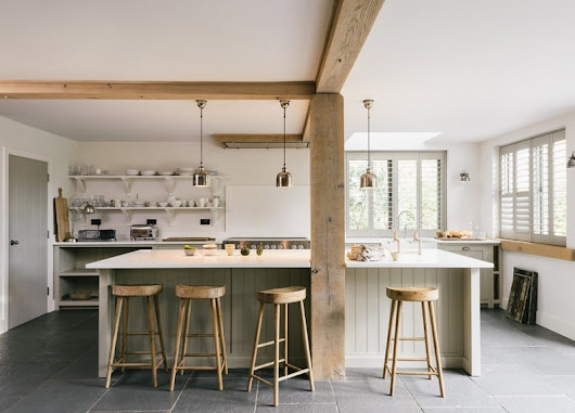 The Henley On Thames Kitchen By deVOL Kitchens • DESIGN. / VISUAL.