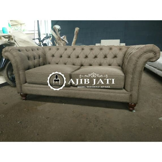 Cester sofa furniture custom jepara