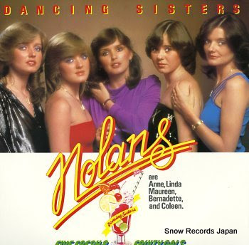 NOLANS, THE dancing sister
