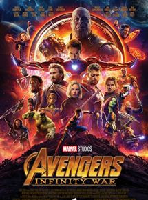 Bande-annonce Avengers: Infinity War