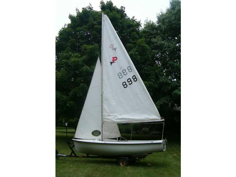 1977 MFG Pintail sailboat sailboat for sale in Florida
