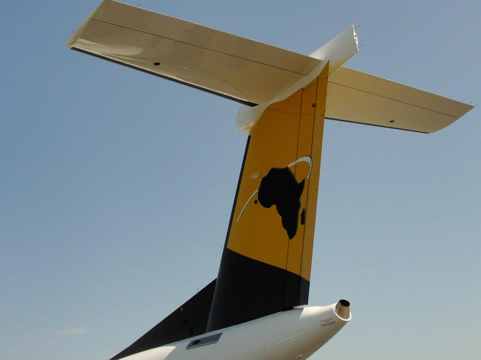ASKY Airlines Q400