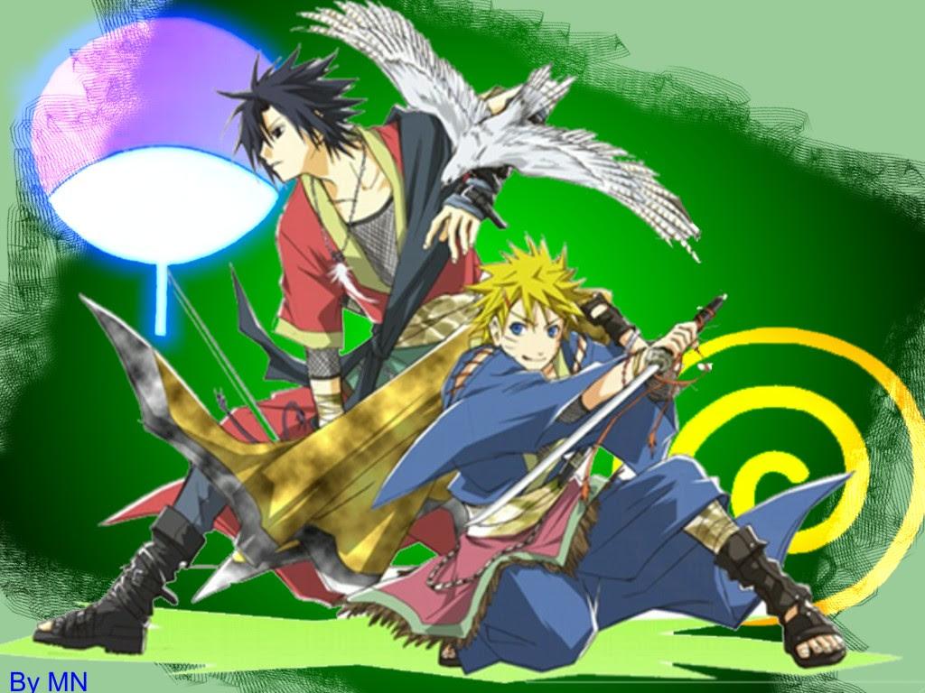 Naruto Group Wallpaper