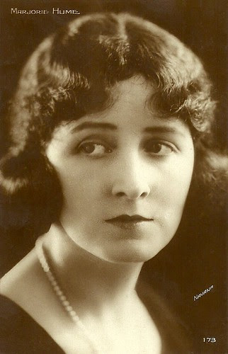 Marjorie Hume
