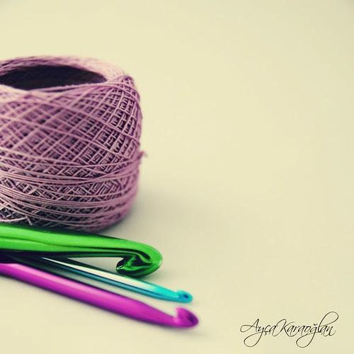 Craft Series: Thread&Crochet Hooks