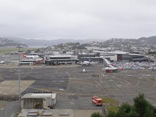 Wellington International Airport Eastern Apron