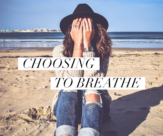 Choosing To Breathe - Live Free with Sheri