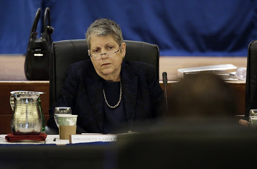 California lawmakers move to take control of UC president's budget