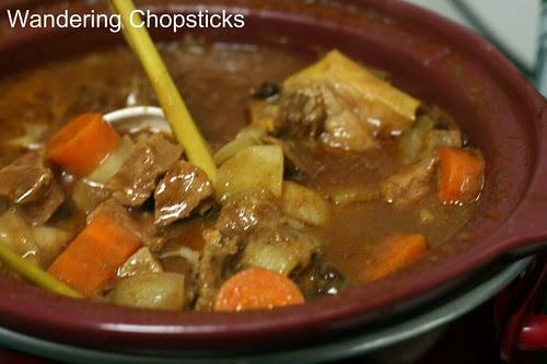 Crock Pot Bo Kho (Vietnamese Beef Stew) 2