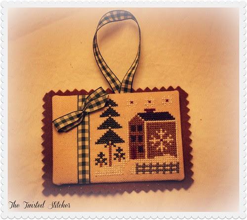 Melissa's Exchange Ornament