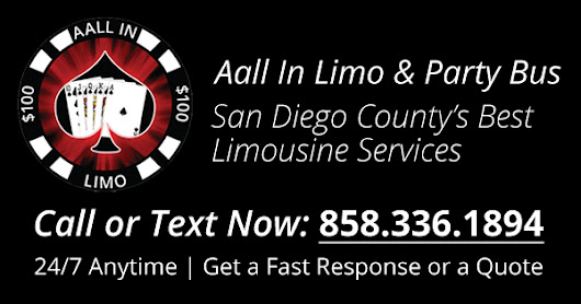 San Diego Limo Brewery Tour | Aall In Limo & Party Bus