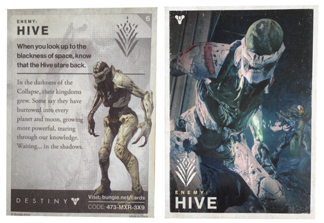 Trading Card Redemption Codes - Destiny Wiki Guide - IGN
