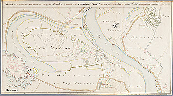 kastelen gelderland kaart Kaart: Kastelen Gelderland Kaart