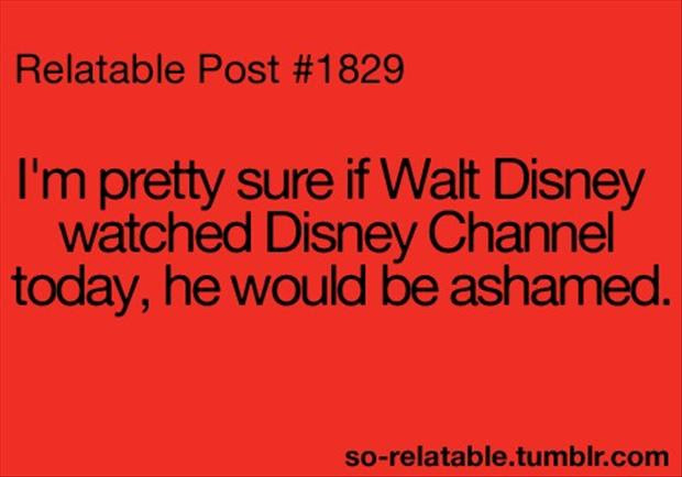 funny disney channel quotes - Dump A Day