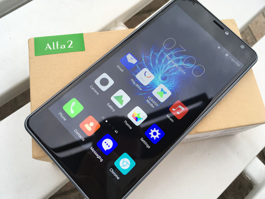 Leagoo Alfa 2 Smartphone Giveaway By TomTop.com