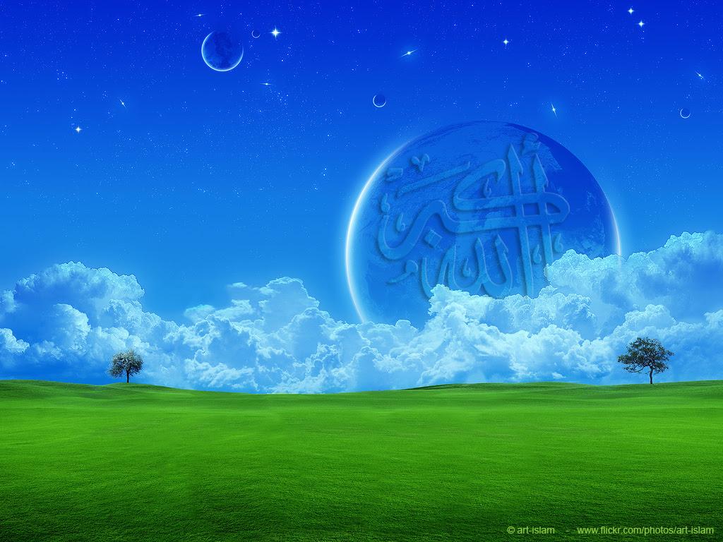 Unduh 5400 Wallpaper Of Allah Gratis