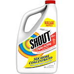 SHOUT Triple-Acting Stain Remover - 60 oz bottle