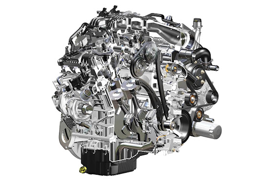 Ford releases power figures for next-generation EcoBoost 3.5-liter V-6