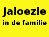 Jaloezie in de familie