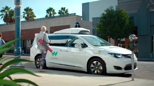 Google spin-off launches commercial self-driving service: Waymo One | Internet of Business