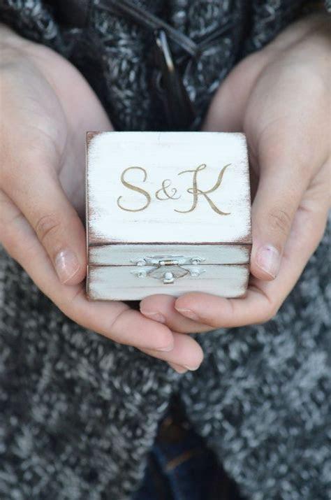 The 25  best Ring bearer box ideas on Pinterest   Ring