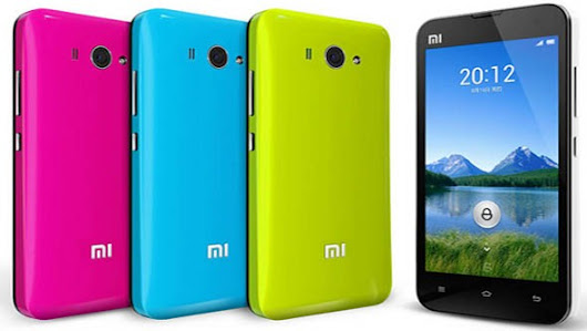 Xiaomi Mi4 neuer iPhone-Konkurrent? -