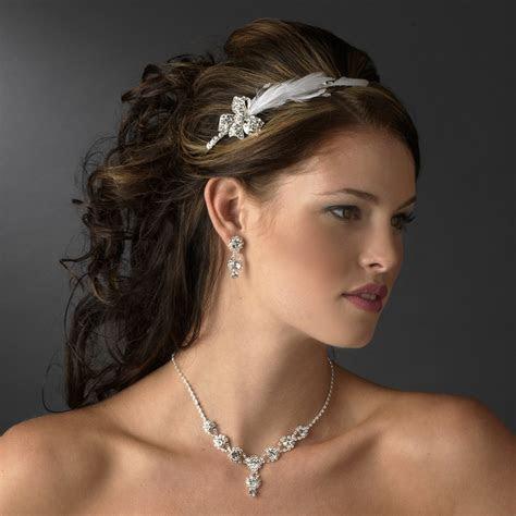 Elegant Silver Rhinestone Sparkle Headband with Glistening
