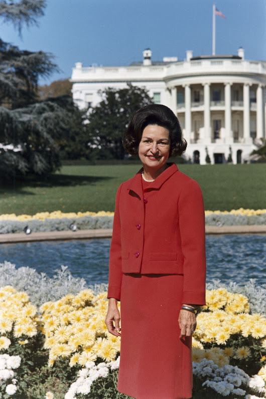 Lady Bird Johnson: an Activist Feminist – Kambiz Shabankare – Medium