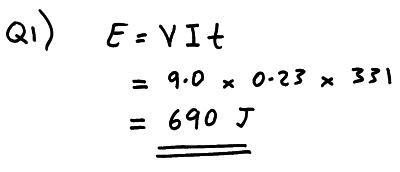 Spice of Lyfe: Power Formula Physics Circuits