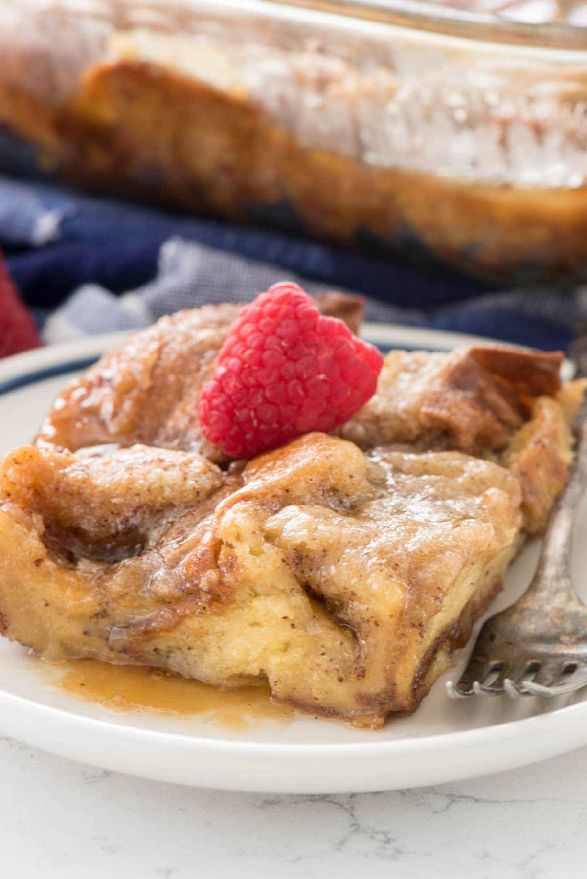 Overnight Monkey Bread French Toast Casserole - Crazy for ...